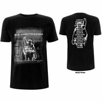 Rage Against The Machine BOLA Tour Official Merchandise T-Shirt M/L/XL - Neu
