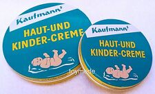 Kaufmanns Haut- und KinderCreme SET 1x75ml + 1x30ml Hautcreme Travelsize