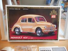 Modelkit Imai Renault 4CV on 1:20 in Box