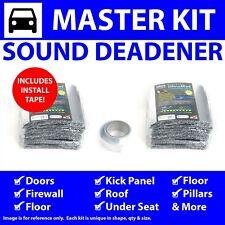 Heat & Sound Deadener Chevy FS Blazer 1973 - 91 Master Kit + Seam Tape 51051Cm2