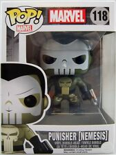 Funko POP! Marvel - The Punisher (Nemesis) #7509