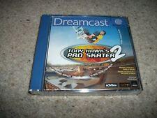 TONY HAWK'S PRO SKATER 2 - Sega Dreamcast (PAL) Rare - New & Sealed