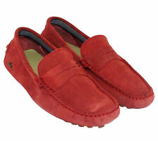 Lacoste Moccasins Suede Upper Material Casual Shoes for Men