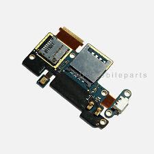 HTC Evo Design 4G Charging Port & Mic Microphone + Sim Card & SD Holder Flex OEM