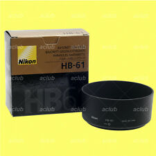 Genuine Nikon HB-61 Lens Hood for AF-S DX Micro 40mm f/2.8G