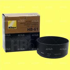 Genuine Nikon HB-61 paraluce per AF-S DX Micro 40 mm f/2.8G
