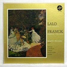 LALO piano concerto FRANCK variations symphoniques ORAZIO FRUGONI / M. GIELEN