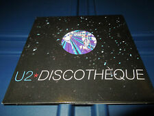 Discothèque [Single] by U2 (CD, Feb-1997, Island (Label))