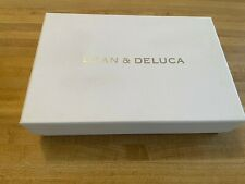Dean and Deluca empty gift box