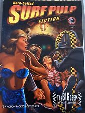 Hard boiled Surf Pulp Fiction Vol 1 #1 Craig Lockwood Rick Reitveld Art 619 New