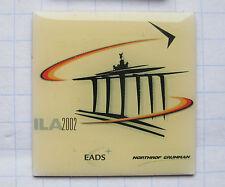 BERLINER FLUFHÄFEN / ILA 2002 / EADS ......... Airlines / Flugzeug Pin (138k)