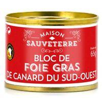 Bloc foie gras from southwest igp