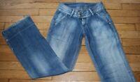 PEPE  Jeans pour Femme W 27 - L 32 Taille Fr 36 SLOUCH (Réf #Y114)