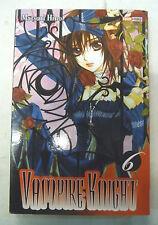 vampire knight  vol 6 ed panini manga