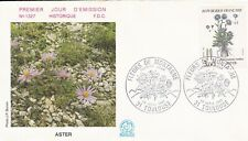 France 1983 FDC Flowers Mountain yt 2268