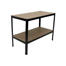 NEW! Industrial Heavy Duty Steel Metal Workbench Table Shelving Garage Shed