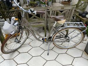 DIAMANT Deluxe Topas Damen-Fahrrad,TrendRad,chic,Schwalbe Reifen,Shimano,