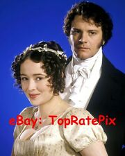 JENNIFER EHLE with COLIN FIRTH  -  Pride and Prejudice  -  8x10 Photo #10