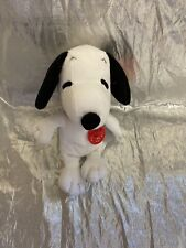 Snoopy Musical Beanie Baby Ty New