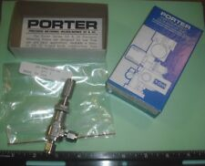 "Porter/Parker Metering Valve Angle 316 Stainless Steel 1/8"" Comp, 2A-NMA-SS-VK"