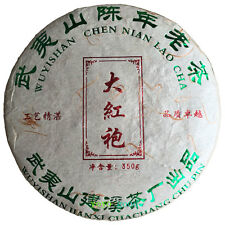 Supreme Wu Yi Rock Da Hong Pao Big Red Robe Cake Chinese Oolong Tea 350g