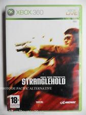 jeu STRANGLEHOLD sur xbox 360 game en francais spiel juego gioco complet X360