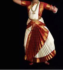 Pure Kanchivaram Bharatnatyam Costume