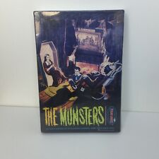 Rare 1996 Sealed The Polar Lights The Munsters All Plastic Model Kit (OAY71-774)