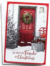 To Special Friends At Christmas - Christmas Boxed Cards
