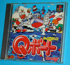 Choro Q Marine Q-Boat - Sony Playstation - PS1 PSX - JAP Japan