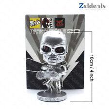 Terminator Mini Figure Bobble Head 3D DashBoard Figure T-800 Toys Statue Gift
