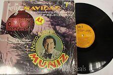 """Marco Antonio - Muniz Feliz Navidad Para Mi Puerto Rico LP 12"""" (VG)"""