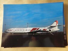 EUROPE AERO SERVICE   CARAVELLE 6N   F-BYCA     / collection vilain N° 474
