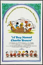 A Boy Named Charlie Brown Movie Poster 24x36