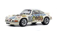 1/18 Solido Porsche 911 2.8 RSR Le grand Bazar Tour France 1973 #103  S1801106
