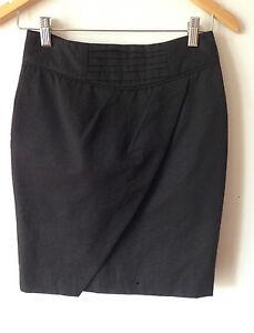 SHEIKE / Black Detailed Skirt