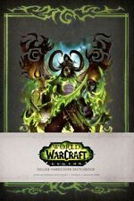Sealed Insights Deluxe Sketchbooks: World of Warcraft : Legion Deluxe Hardcover