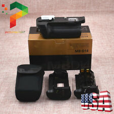 NEW   MB-D14 Multi-Power Battery Pack Grip for Nikon D610 D600 EN- EL15&AA  US
