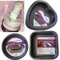 Cake Tin Tray Mould Baking Kitchen Mold Non Stick Pan Roaster Bakeware All Shape