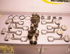 383 Small Block Chevy Stroker Crate Engine Rotating Kit JE Pistons 10.5:1