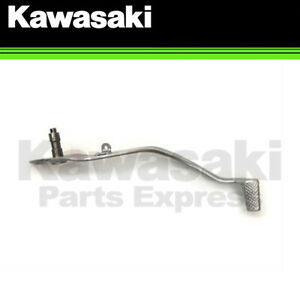 NEW 2017 - 2019 GENUINE KAWASAKI VERSYS X 300 BRAKE PEDAL LEVER 43001-0750