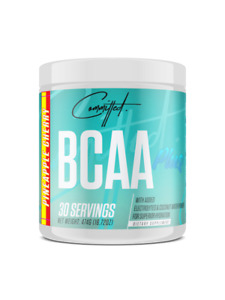 LIMITED TIME SALE! COMMITTED BCAA Plus - 7g BCAA with 3g EAA and electrolytes
