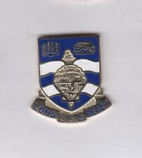 US Army JROTC D.S. Jordan High School, Long Beach, Ca. crest DUI badge G-23