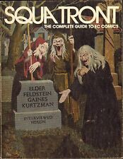 Squa Tront #9 ~ Guide to EC Comics 1969 (8.0) WH
