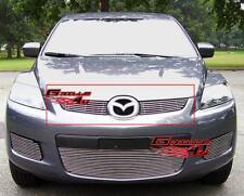 Fits 2007-2009 Mazda CX-7 Main Upper Billet Grille Insert