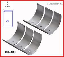 Engine Connecting Rod Bearing Set ENGINETECH, INC. BB2403.50