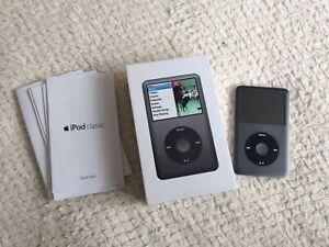 iPod Classic 120GB Black Model A1238, including Box