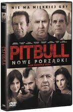 Pitbull Nowe porzadki (DVD) 2016 Boguslaw Linda, Andrzej Grabowski POLSKI POLISH