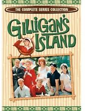 Gilligan's Island Complete Series Collection Seasons 1-3 New DVD Region 4 R4