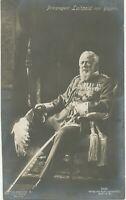 BAYERN ca. 1910, gebrauchter RP Kab.-AK PRINZREGENT LUITPOLD VON BAYERN.